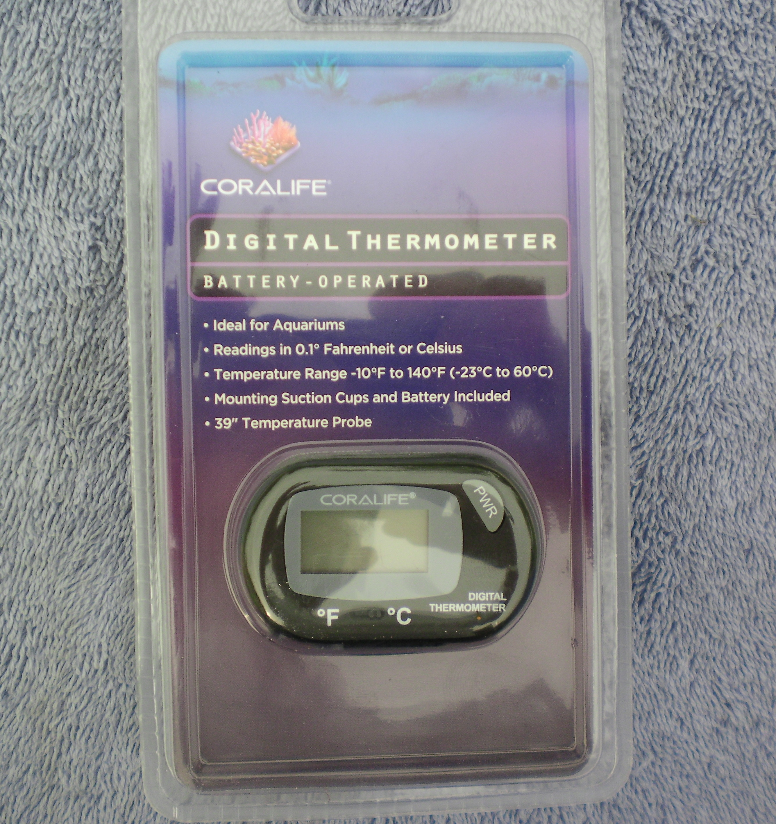Digital Thermometer keep acurate temperature for healthy animals